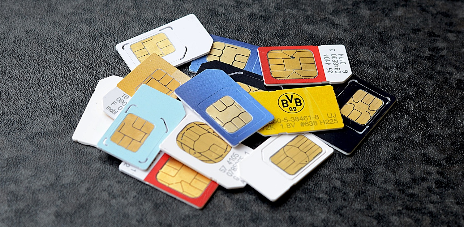 Quick tips about how to activate a new sim