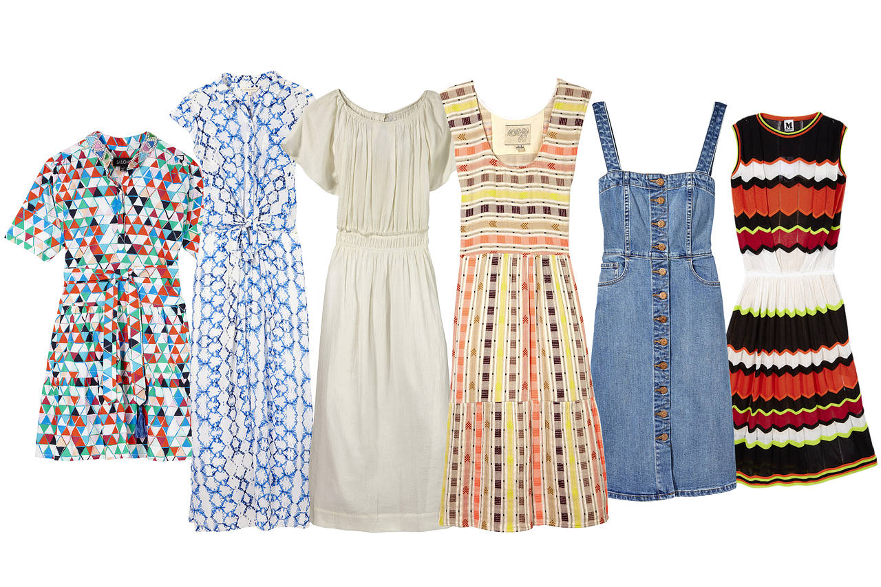 Ideal Dresses for the Summer
