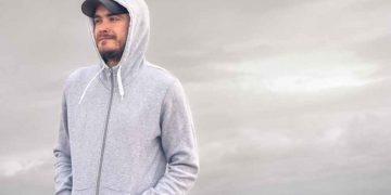 Global Blank Men's Lightweight Windbreaker Winter Jacket