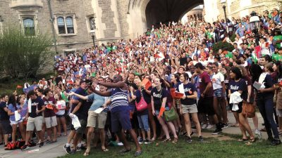 Process for Transfer Applicants to Be Accepted in Duke University