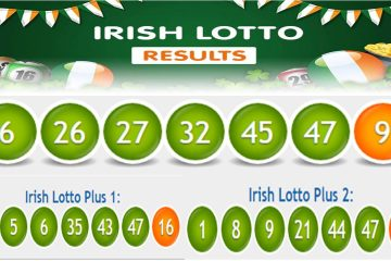 How to know the Irish lotto results Saturday?