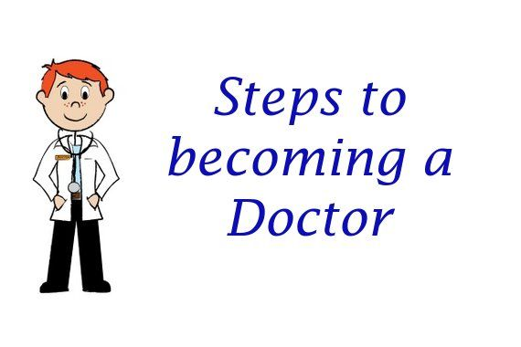 Steps to Becoming a Doctor