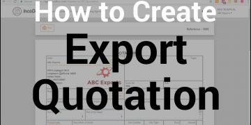 A Detailed Guide to Prepare an Export Quotation