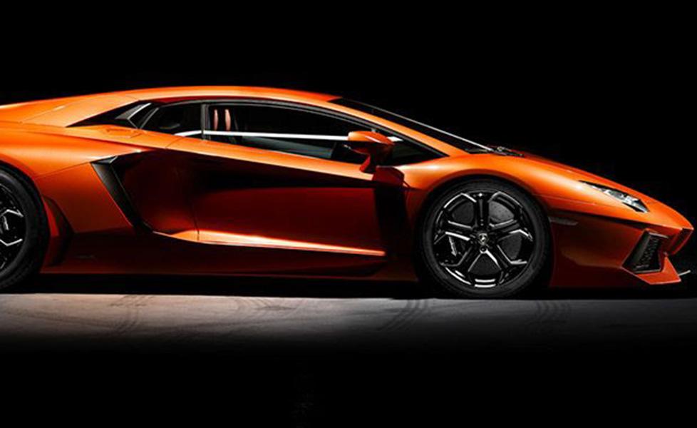 Lamborghini Aventador - The world's favourite supercar